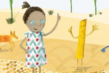 Zanele Sees Numbers short stories for kids header
