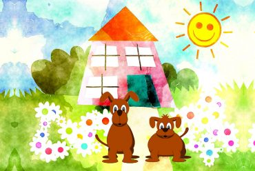 Rosco New Friends in January Dog Story for Kids