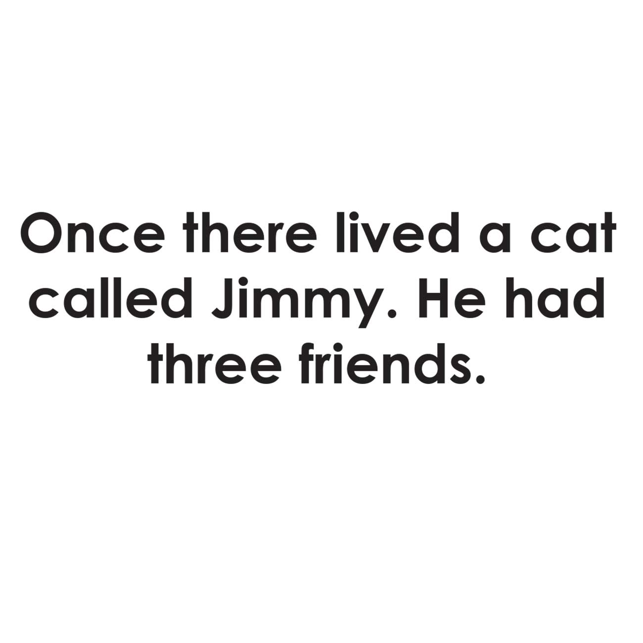 Children's early reader free kids stories Jimmy the Cat and Bobiks Birthday 4
