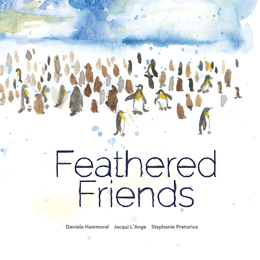 Feathered Friends Short story for kids free picture book cover