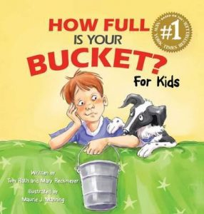 How Full Is Your Bucket For Kids by Rath and Reckmeyer - best kids books about feelings