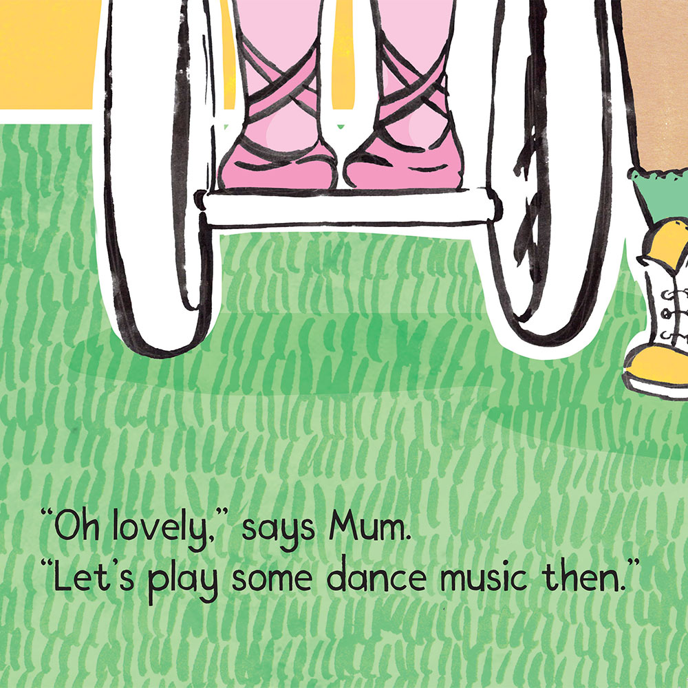 Short stories for kids Just Like Me page 9