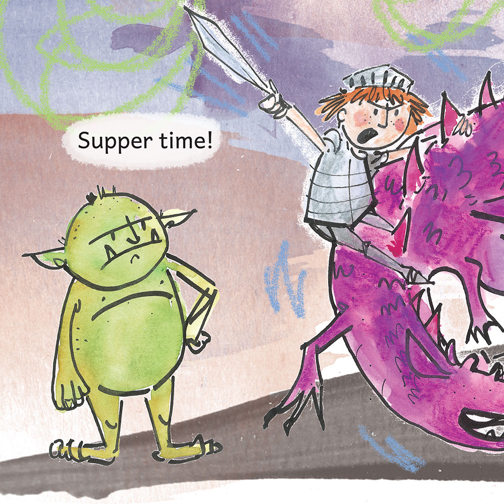 Knight Times Bedtime Stories for Kids page 23