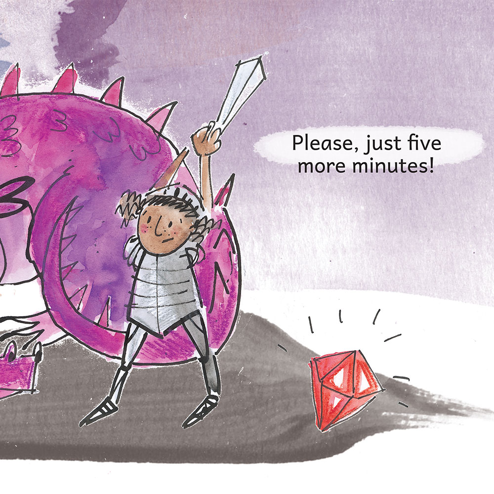 Knight Times Bedtime Stories for Kids page 26