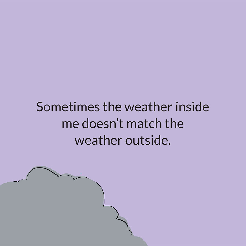 My Inside Weather short stories for kids page 18