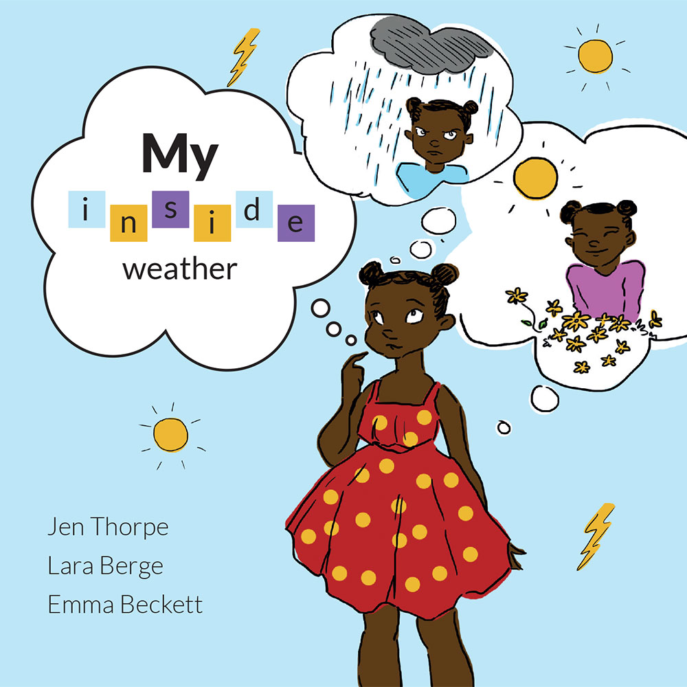 My Inside Weather short stories for kids cover