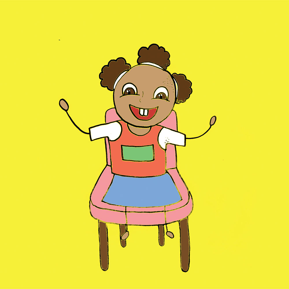 Palesa Can Walk picture books and stories for toddlers page 15
