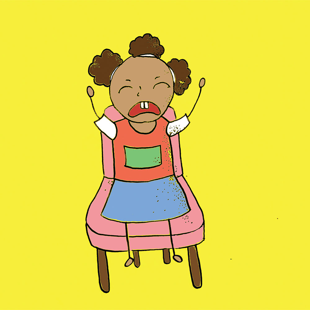 Palesa Can Walk picture books and stories for toddlers page 19