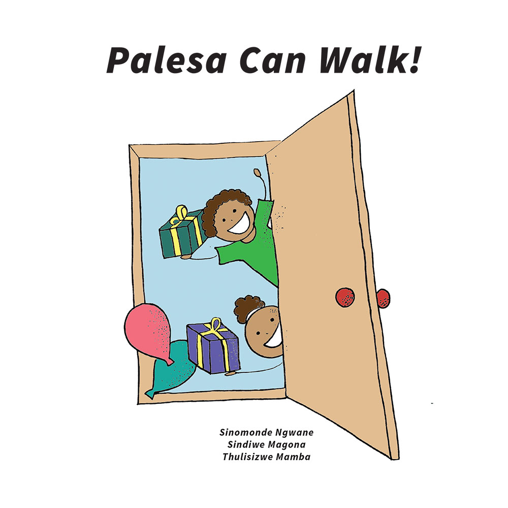 Palesa Can Walk picture books and stories for toddlers page 2