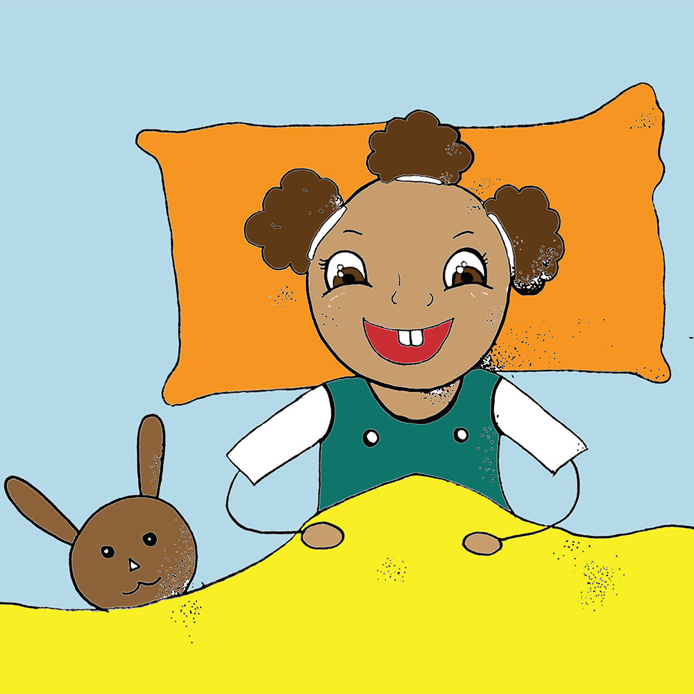 Palesa Can Walk picture books and stories for toddlers page 3