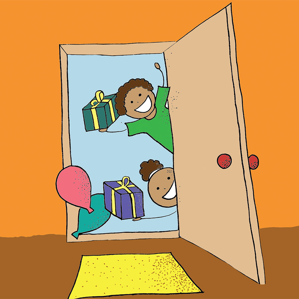 Palesa Can Walk picture books and stories for toddlers page 5