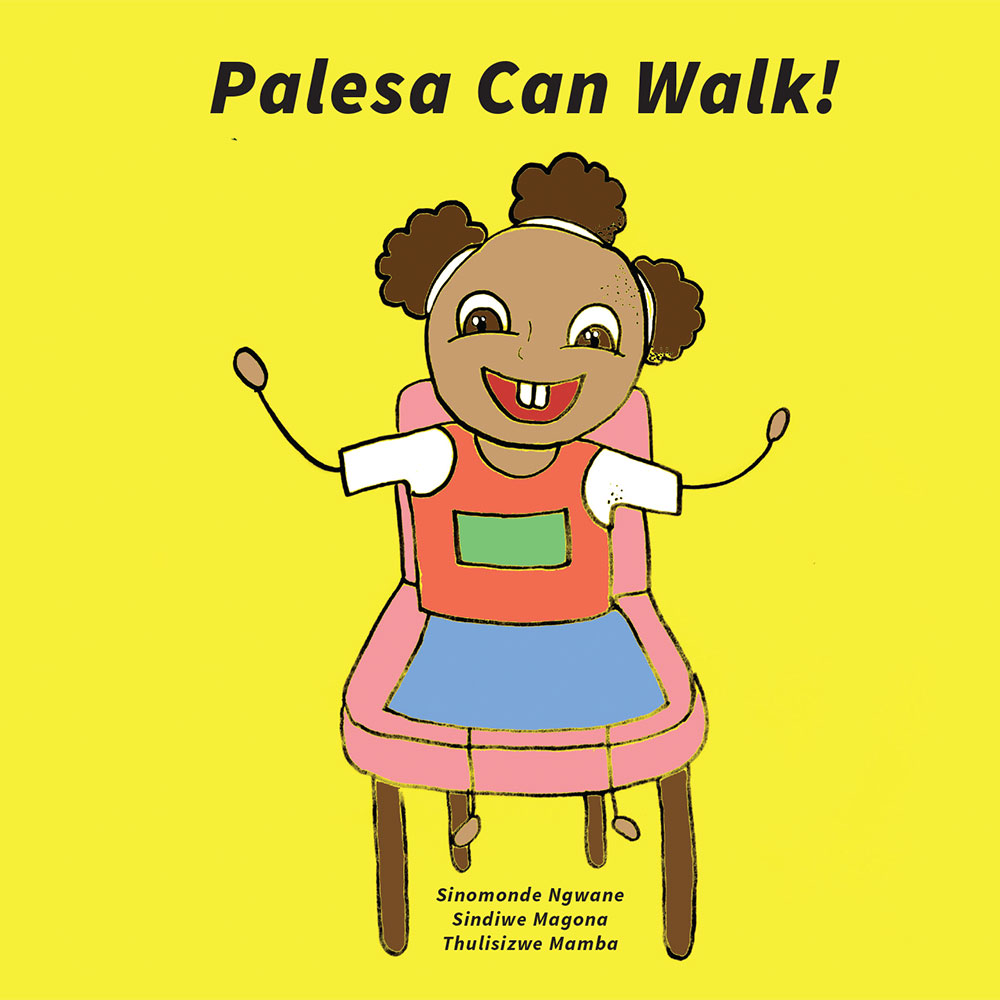 Palesa Can Walk free stories for toddlers cover