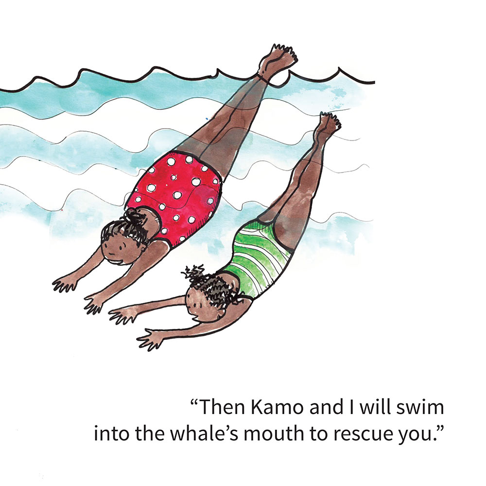 Scared Tumi free short stories for kids page 18