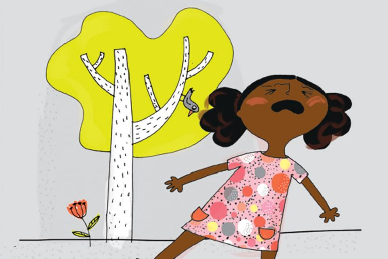 Short stories for kids about emotions - No picture book header