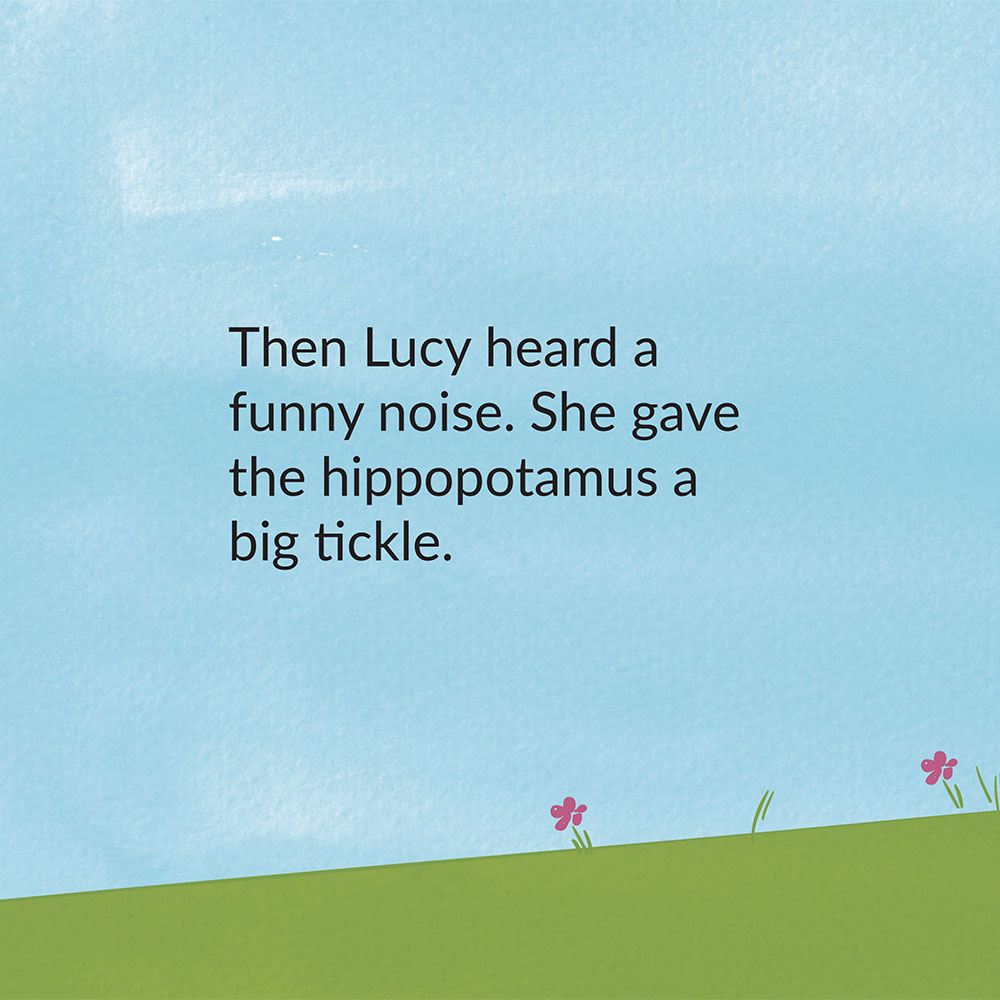 Short stories for kids Thats not Thabi that's a Hippopotamus page 21