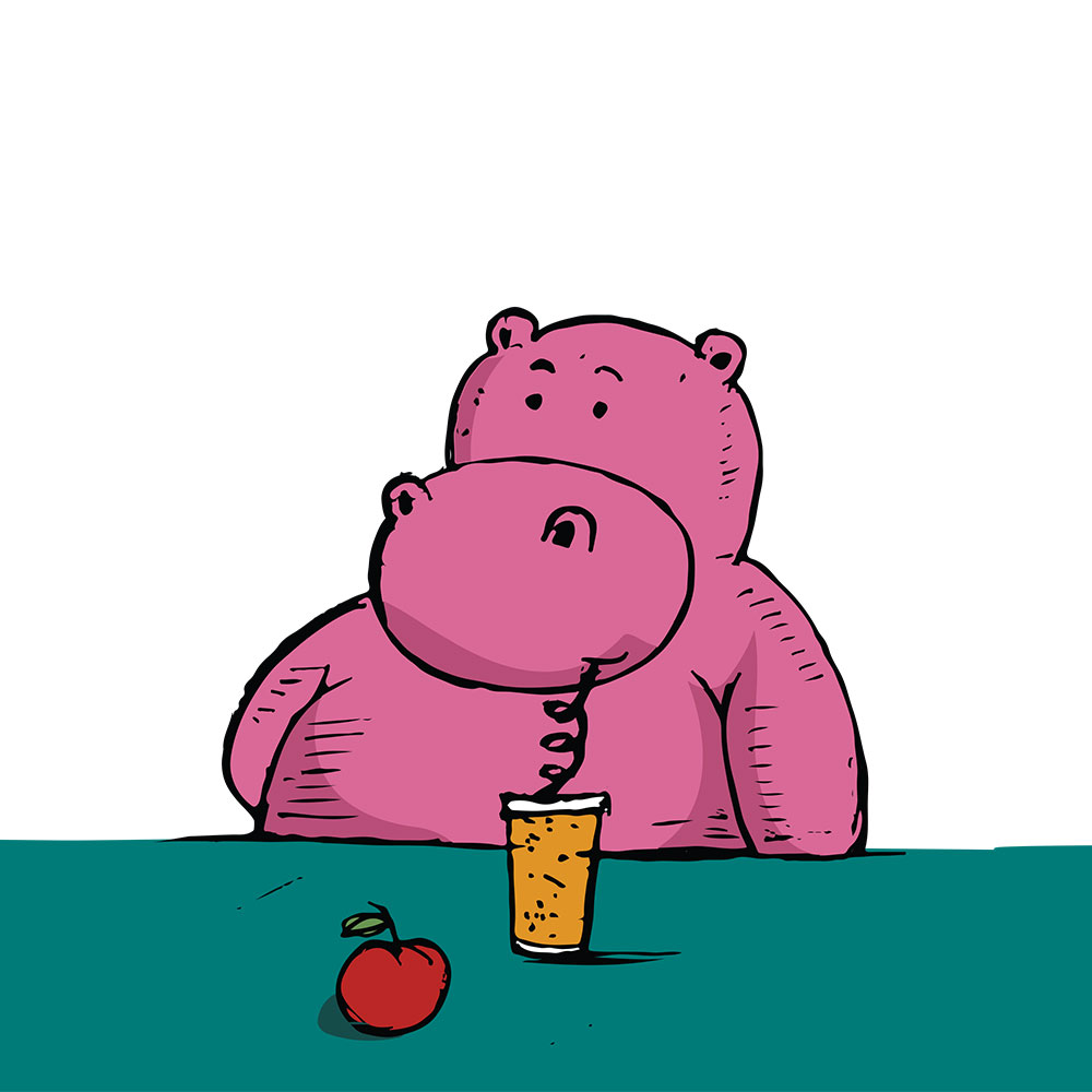 Short stories for kids Thats not Thabi that's a Hippopotamus page 26