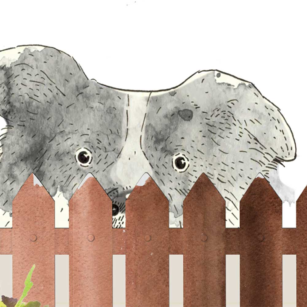 Short story for kids The Bounce dog tale page 14