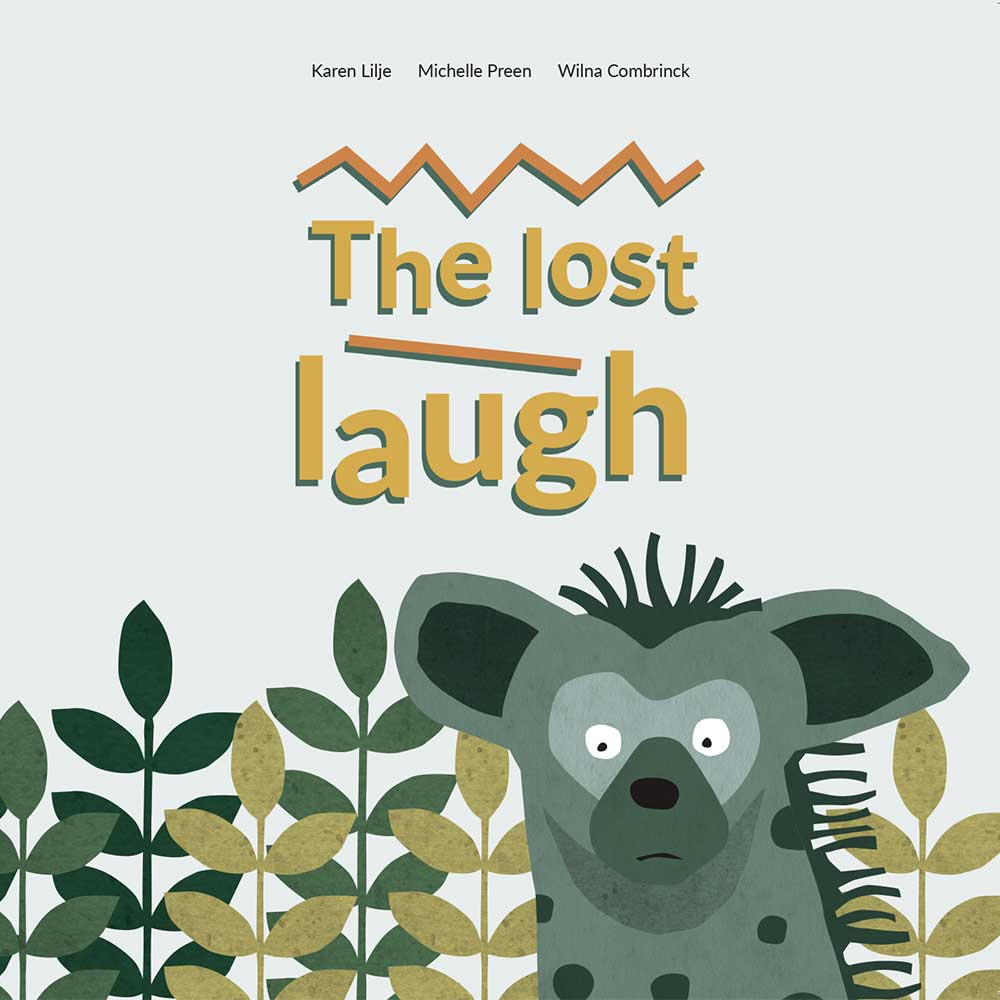 The Lost Laugh short story for kids cover