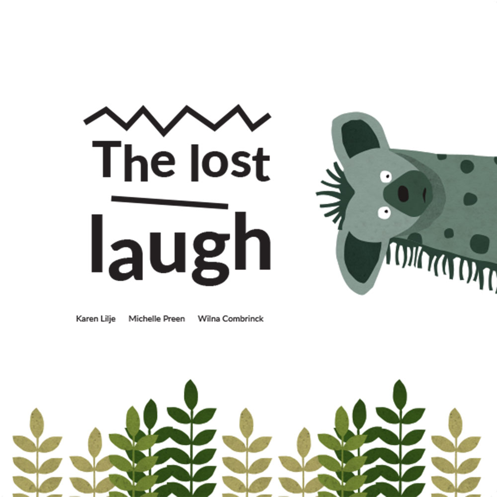 The Lost Laugh short story for kids picture book page 1