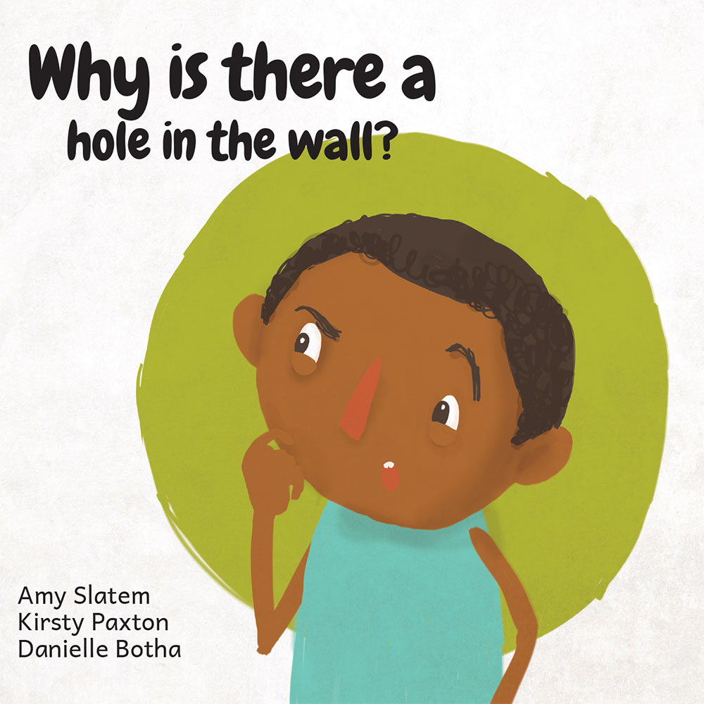 Why Is There A Hole In The Wall short stories for kids book cover