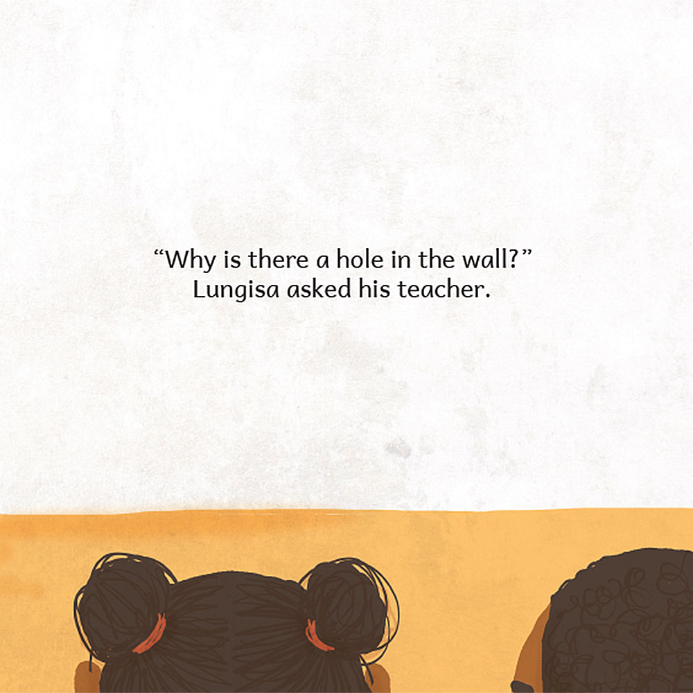 Why Is There A Hole In The Wall short stories for kids page 12