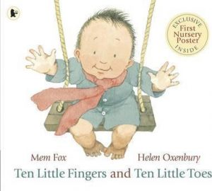 Best Baby Books About Love - Ten Little Fingers and Ten Little Toes