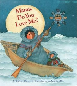 Best Kids Books About Love - Mama Do You Love Me