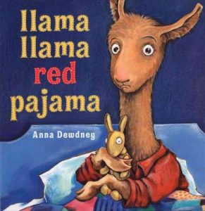 Best bedtime books for children - Llama Llama Red Pyjama by Anna Dewdney