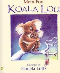 Best books for children about love - Koala Lou by Mem Fox
