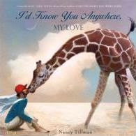 Best books for kids about Love - Id Know You Anywhere My Love
