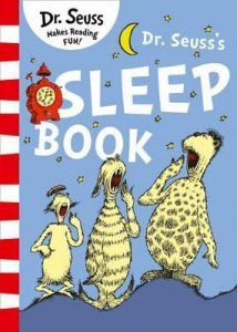 Best childrens books for bedtime - The Sleep Book by Dr Zeuss