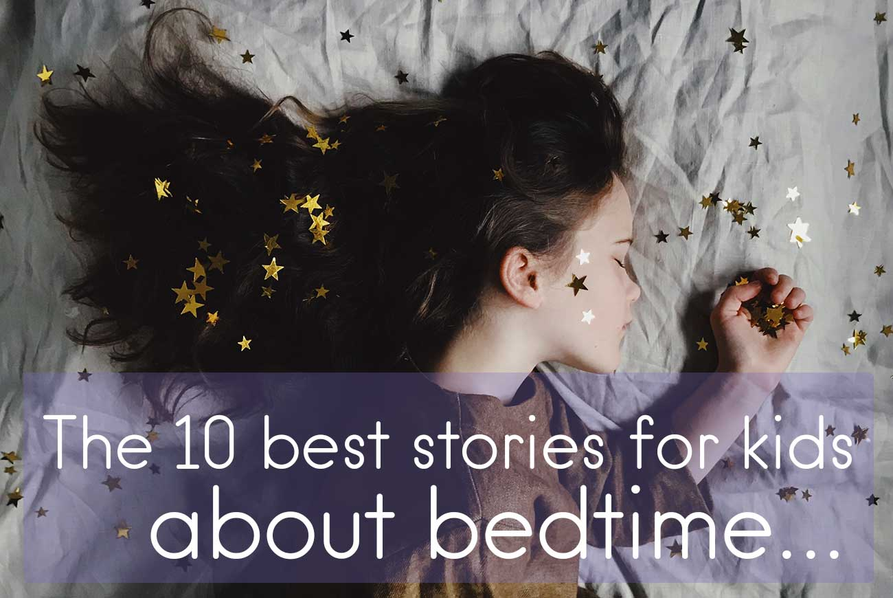 The ten best stories for kids about bedtime help to sleep Book Review