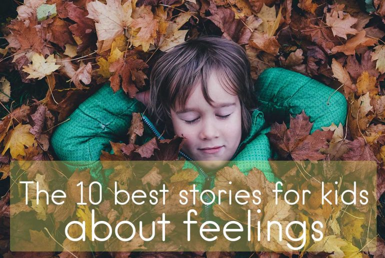 Ten best stories for kids about feelings and emotions Book Review
