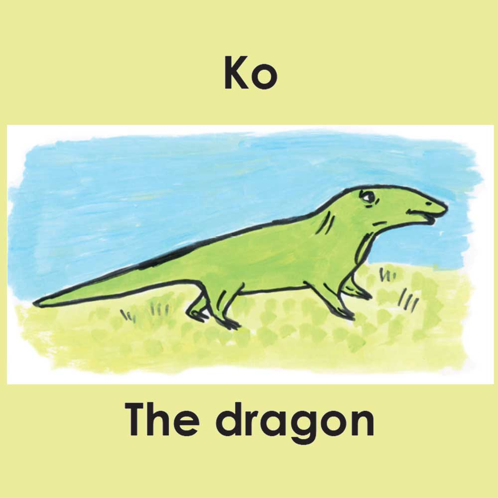 Ko the dragon Bedtime Stories and Picture Books for Kids page 1