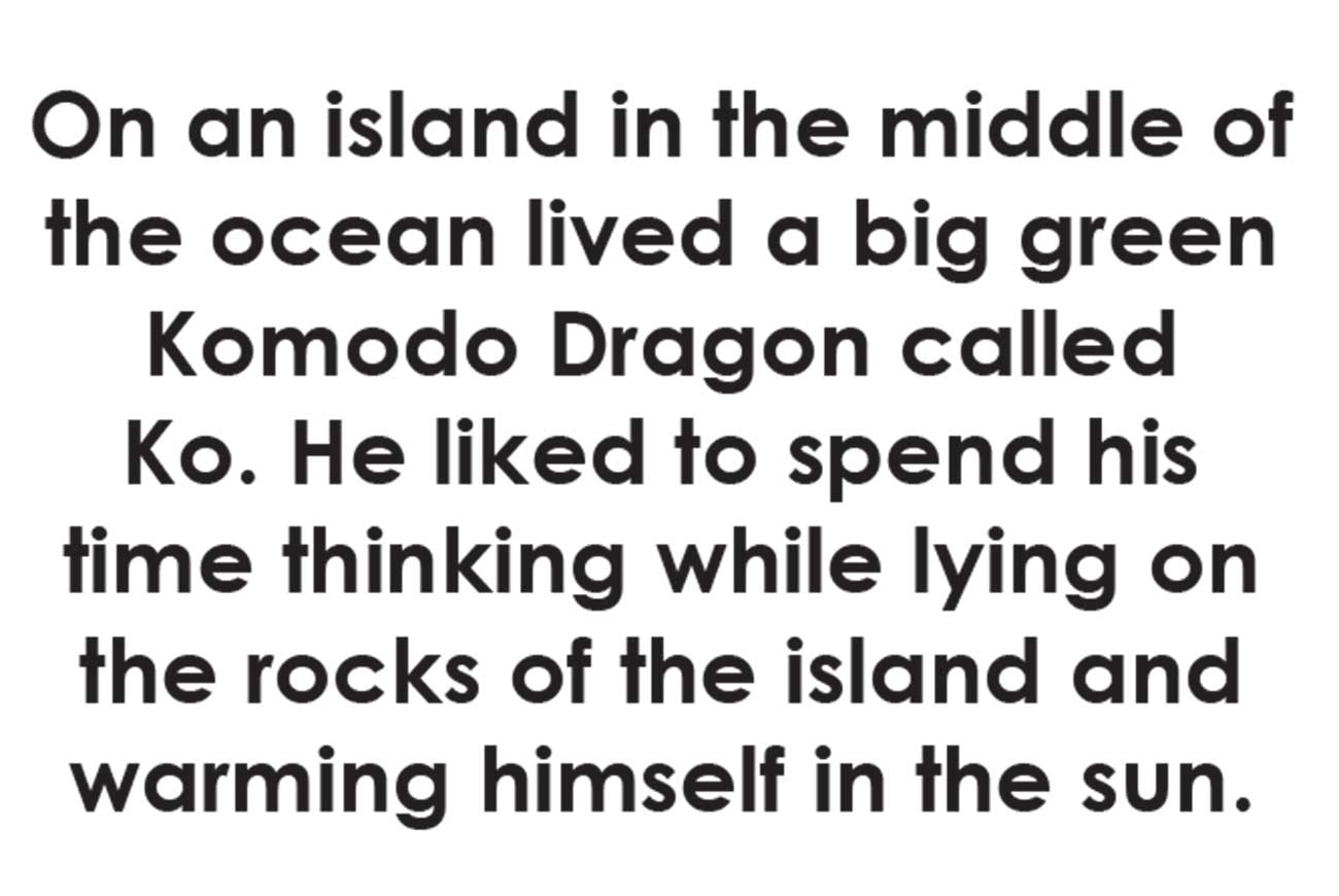 Ko the dragon Bedtime Stories and Picture Books for Kids page 4