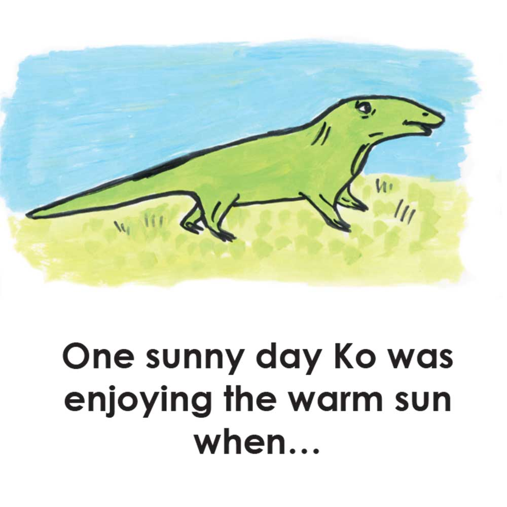 Ko the dragon Bedtime Stories and Picture Books for Kids page 5