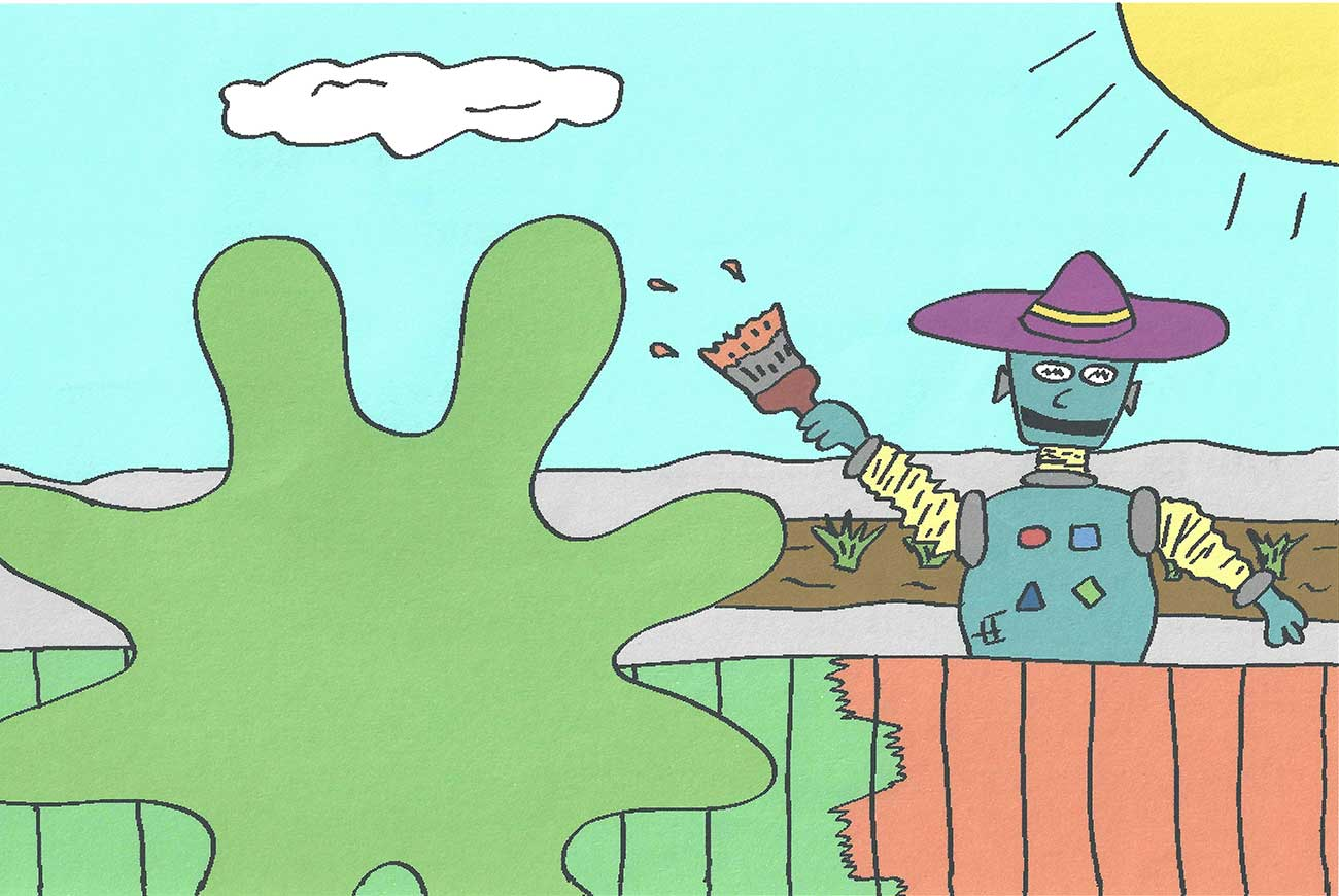 Squiff and the Bday Surprise short story for kids page 4