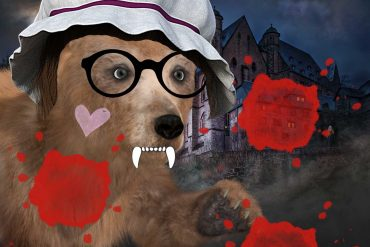 Halloween bedtime story for kids Granny Bear is Losing It
