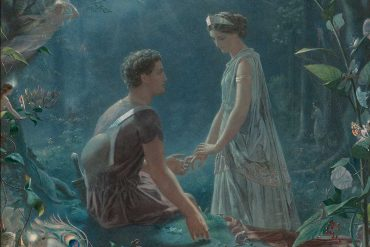 Fairy Tales A Midsummer Nights Dream William Shakespeare header