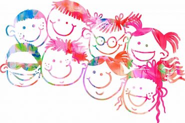 Poems for kids Forever Child by Arden Davidson