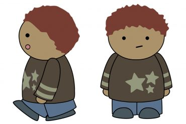 Getting Unbored Poems for Kids illustration