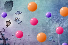 Poems for kids Its Raining Gumballs by Arden Davidson