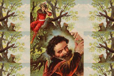 The Valiant Little Tailor Fairy Tales illustrations
