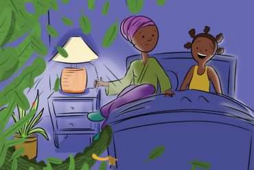 Bedtime story I Dont Want To Go To Sleep header