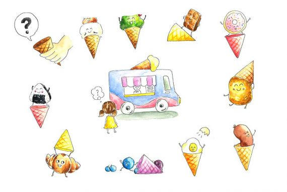 Bedtime stories The World's Best Ice Cream stories for kids
