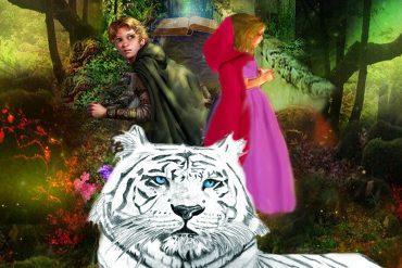Tiger Kingdom The Book of Destiny header illustration