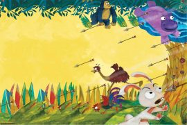 Bedtime Stories Rabbit Goes on a Quest short stories for kids header