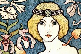 Fairy Tales Bushy Bride illustration