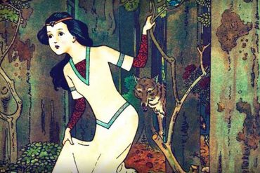 Fairy Tales Giauna the Beautiful Chinese folk tales