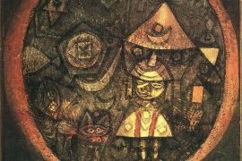 Fairy Tales The Queen Bee illustration by Paul Klee